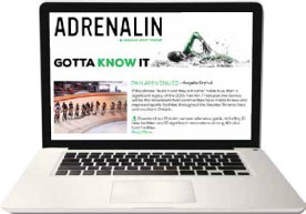 Adrenalin Tips